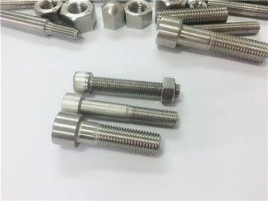 A2-70A4-80艾伦键螺丝紧固件