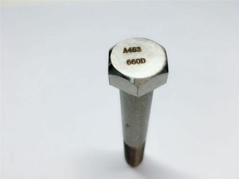 a286高品质紧固件astm a453 660 en1.4980五金机械螺丝固定件