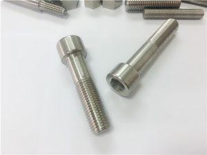 No.102-合金625螺栓螺钉W.Nr 2.4856