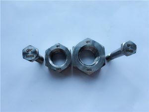 No.24-合金660六角螺栓,紧固件