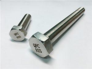 No.59-Incoloy 925螺栓螺母垫圈,合金825925紧固件