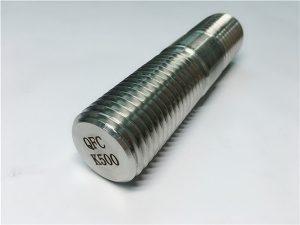 No.62-Monel K500螺纹杆