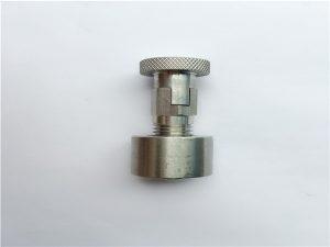 No.95-SS304,316L,317L SS410带圆螺母的支架螺栓,非标准紧固件