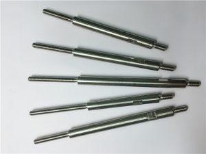 cnc精密加工不锈钢螺纹紧固件
