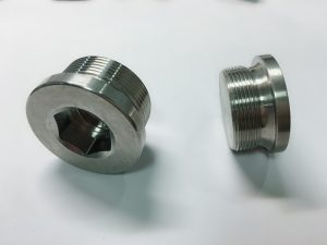 定制不锈钢环形螺栓,带钥匙圈
