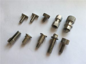 定制高精度非标螺丝,不锈钢cnc加工螺丝