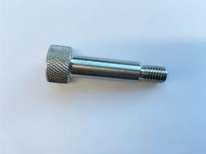 定制插座六角头帽18-8不锈钢肩螺钉