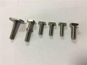 中国制造的铁路紧固定制螺栓