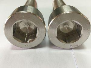 紧固件制造商DIN 6912钛内六角螺栓